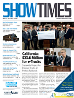 ACT Expo ShowTimes Cover - Day 2